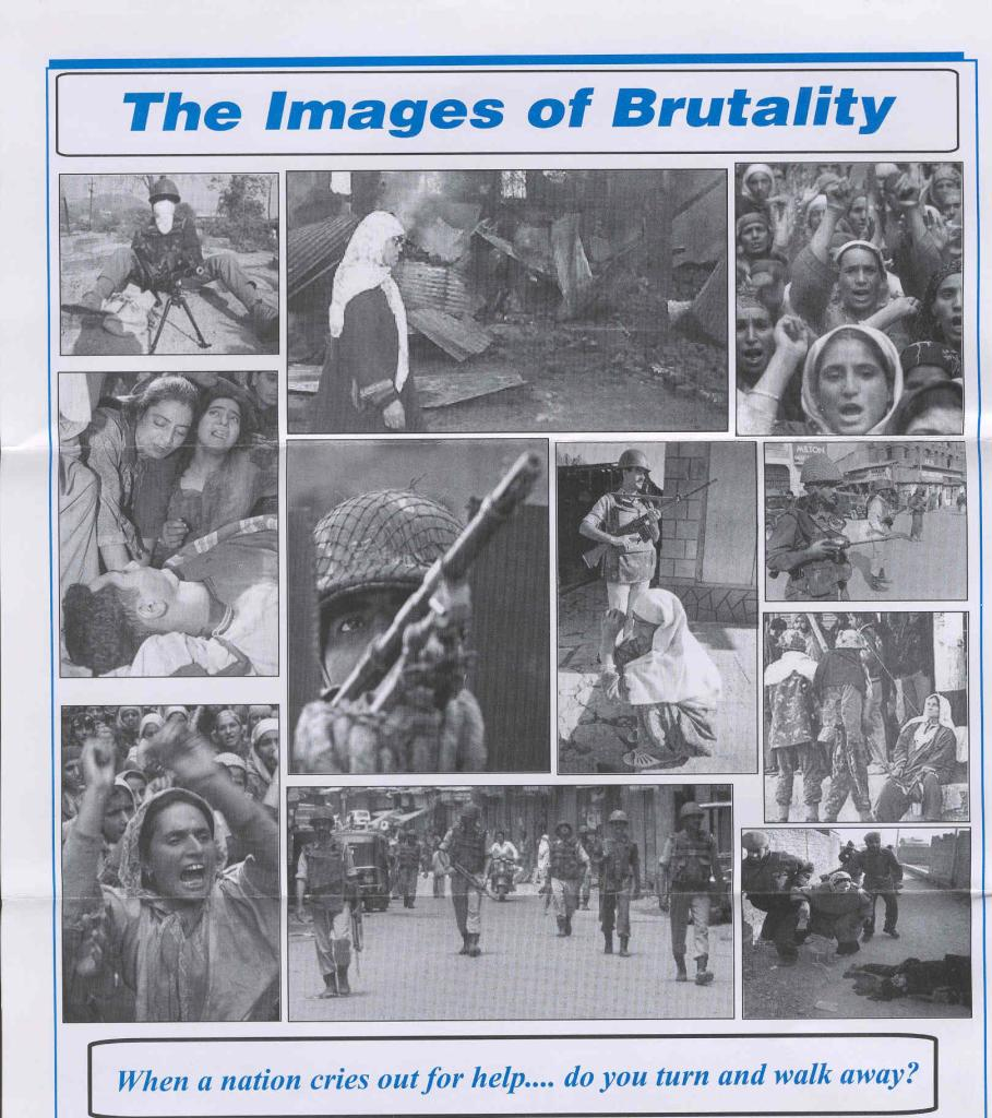 The Images of Brutality
